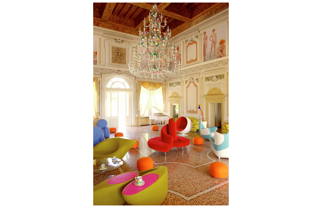 I migliori design hotel in italia for Designhotel verona