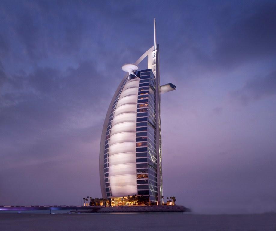 Hotel pi alti del mondo quando il lusso a prova di for L hotel piu bello del mondo