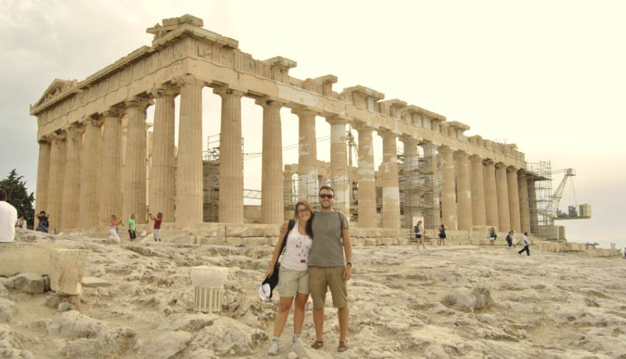 Partnenone Atene