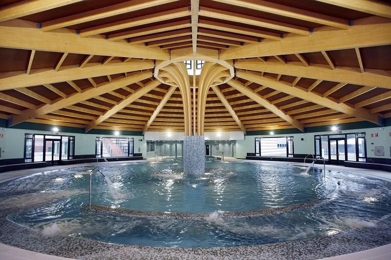 spa hotel Balneario de Solares spagna