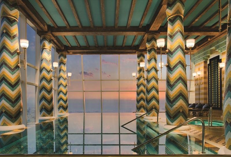 spa hotel Burj Al Arab Dubai