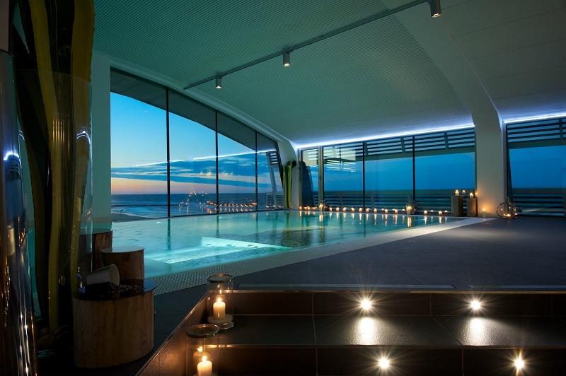 Gli hotel con le spa pi belle e spettacolari al mondo - Hotel con piscine termali all aperto ...