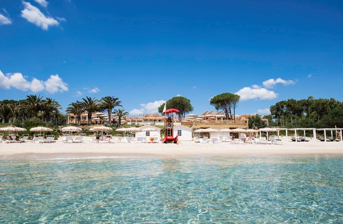Villa del Re - Spiaggia - Sardegna