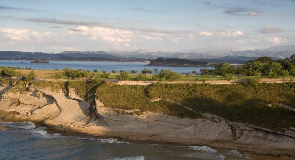 Spiagge spagna - Playa de Mataleñas