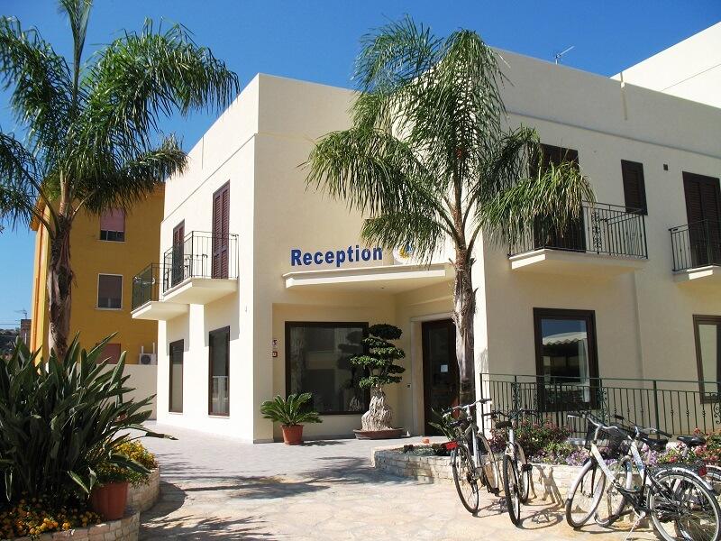 Hotel Sikania – San Vito Lo Capo
