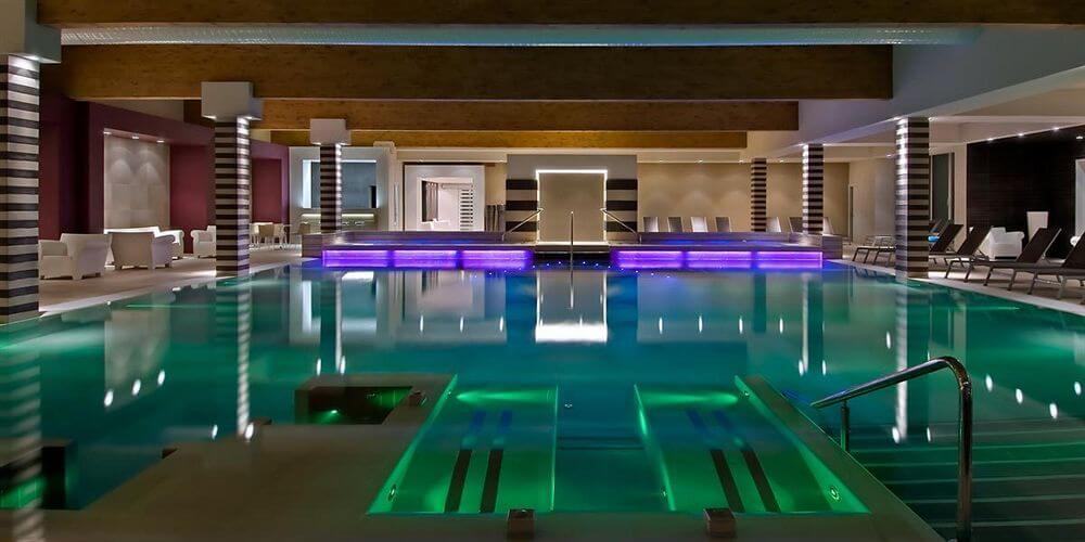Hotel con spa ad abano terme sceltipervoi - Hotel mioni pezzato ingresso piscina ...