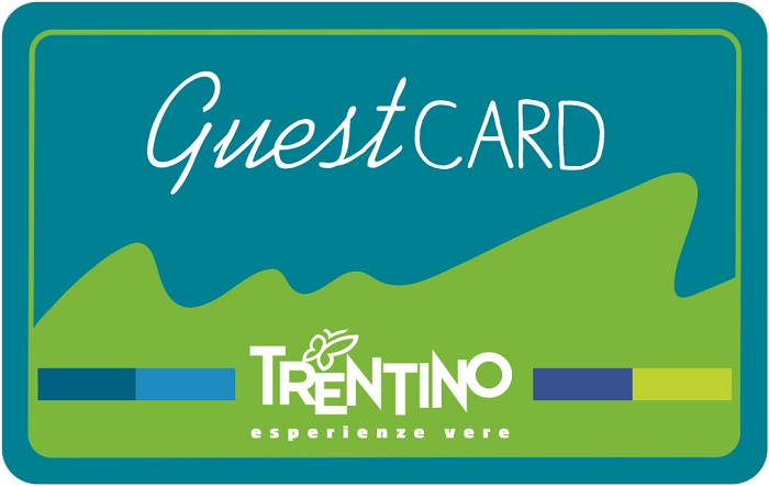 Guest Card Trentino 2014