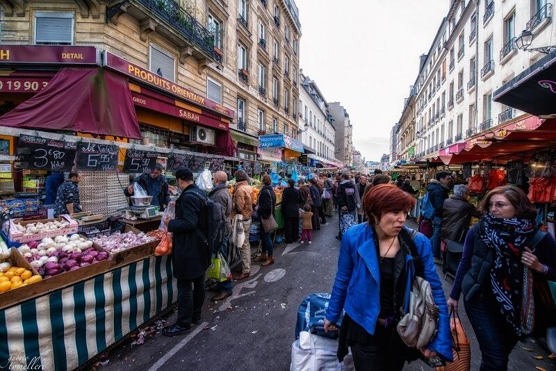 Parigi - mercati