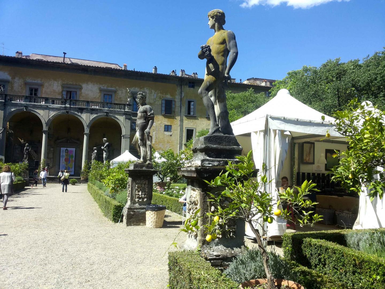 """Palazzo Corsini a Firenze dove si è svolta """"Bloggers & Craft"""""""