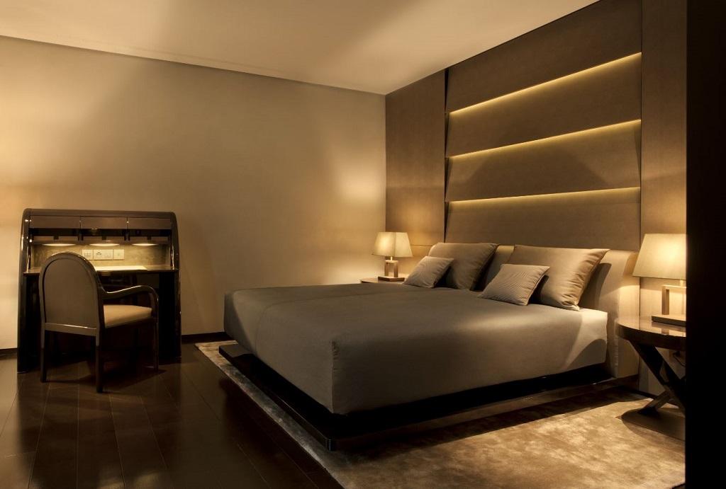 I pi spettacolari design hotel di milano for Armani arredamenti