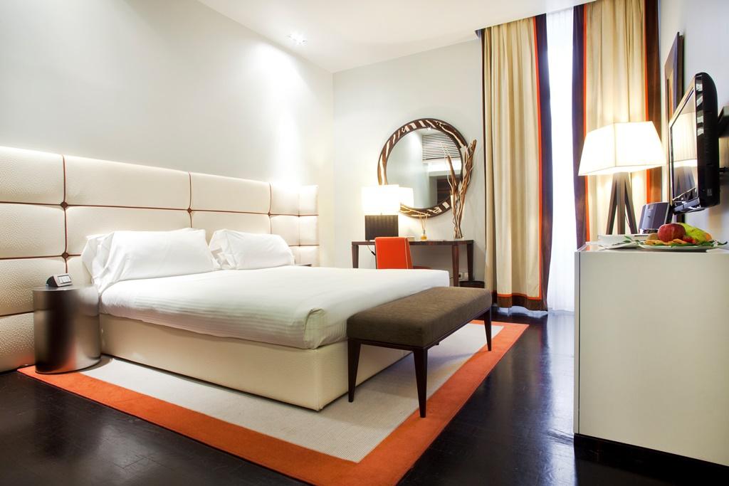 I pi spettacolari design hotel di milano for Grey hotel milano
