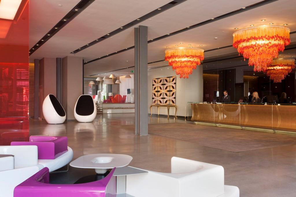 I pi spettacolari design hotel di milano for Design hotel milano