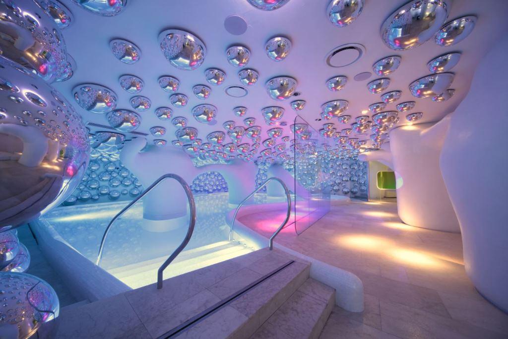I pi spettacolari design hotel di milano for Designhotel nizza
