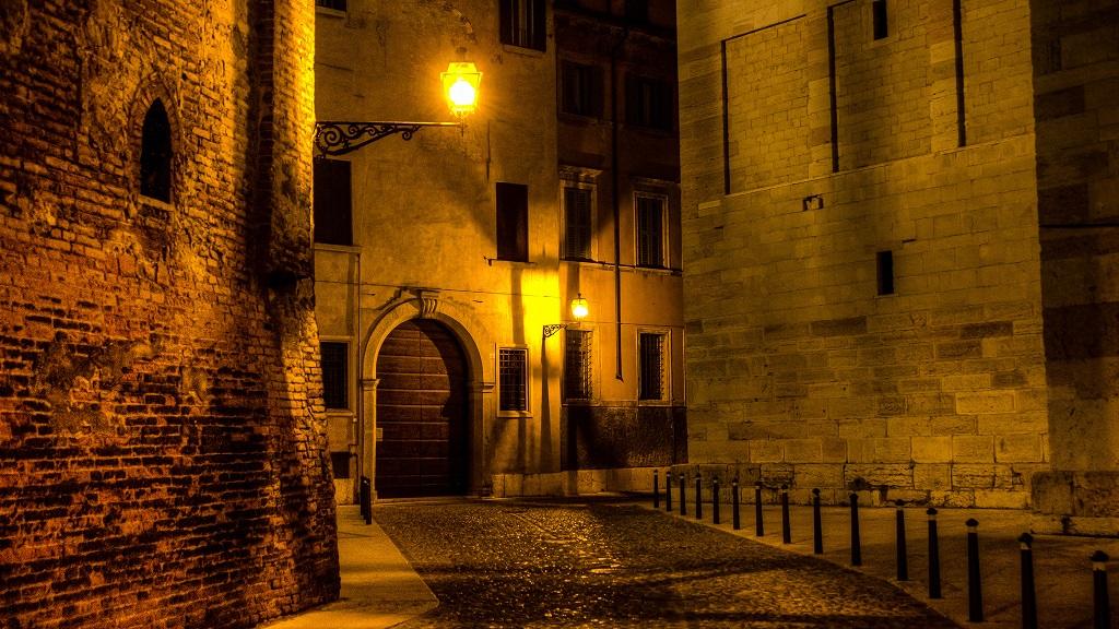 Verona - Vie del centro