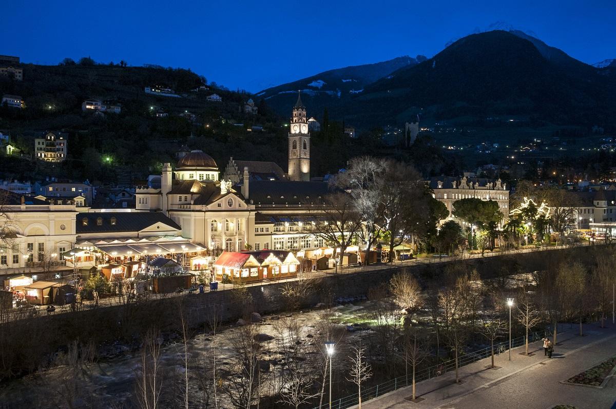 Sulla neve ma al calduccio delle terme hotel terme for Soggiorno merano