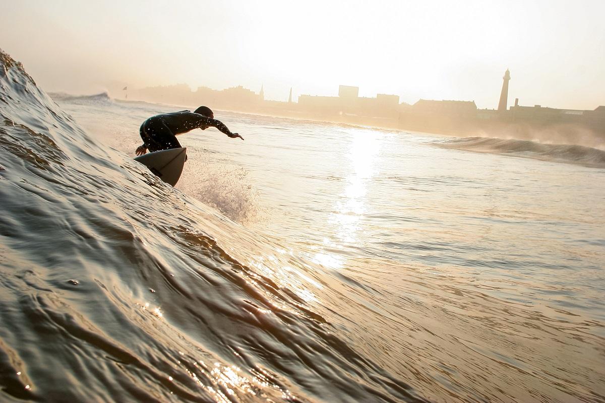 Surf a Scheveningen