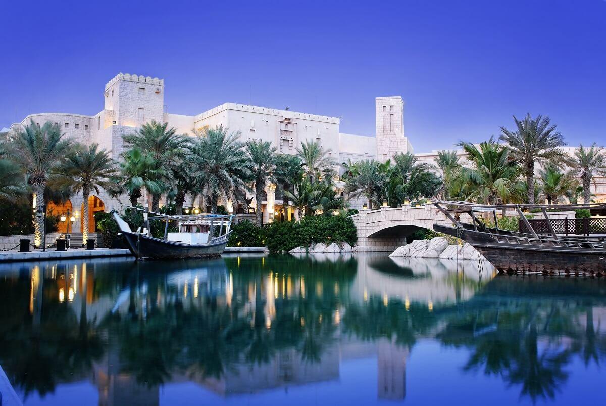 Cosa vedere a Dubai - Madinat Jumeirah