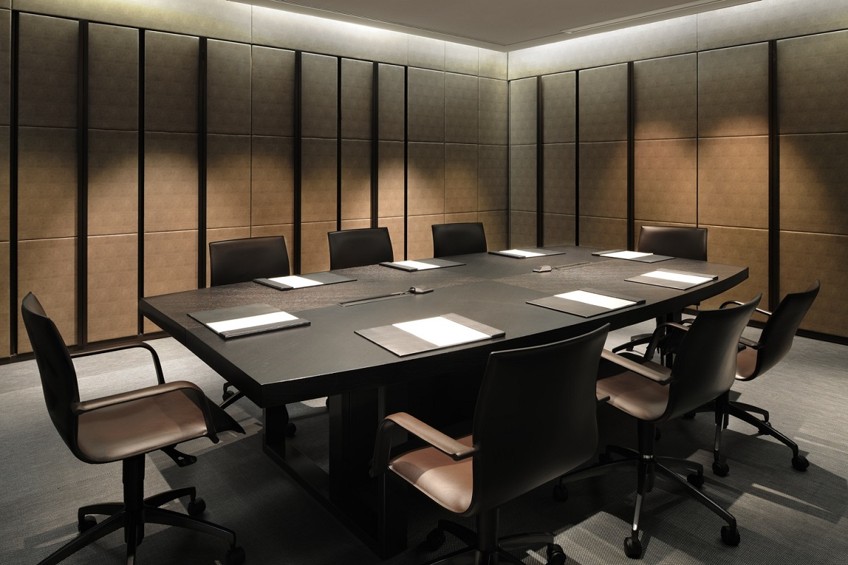 Armani Hotel Milano - Boardroom