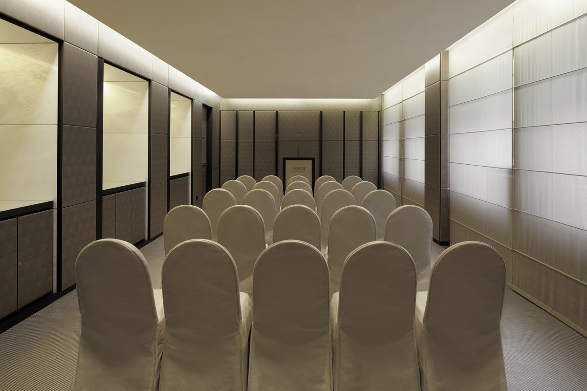 Armani Hotel Milano - Meeting room