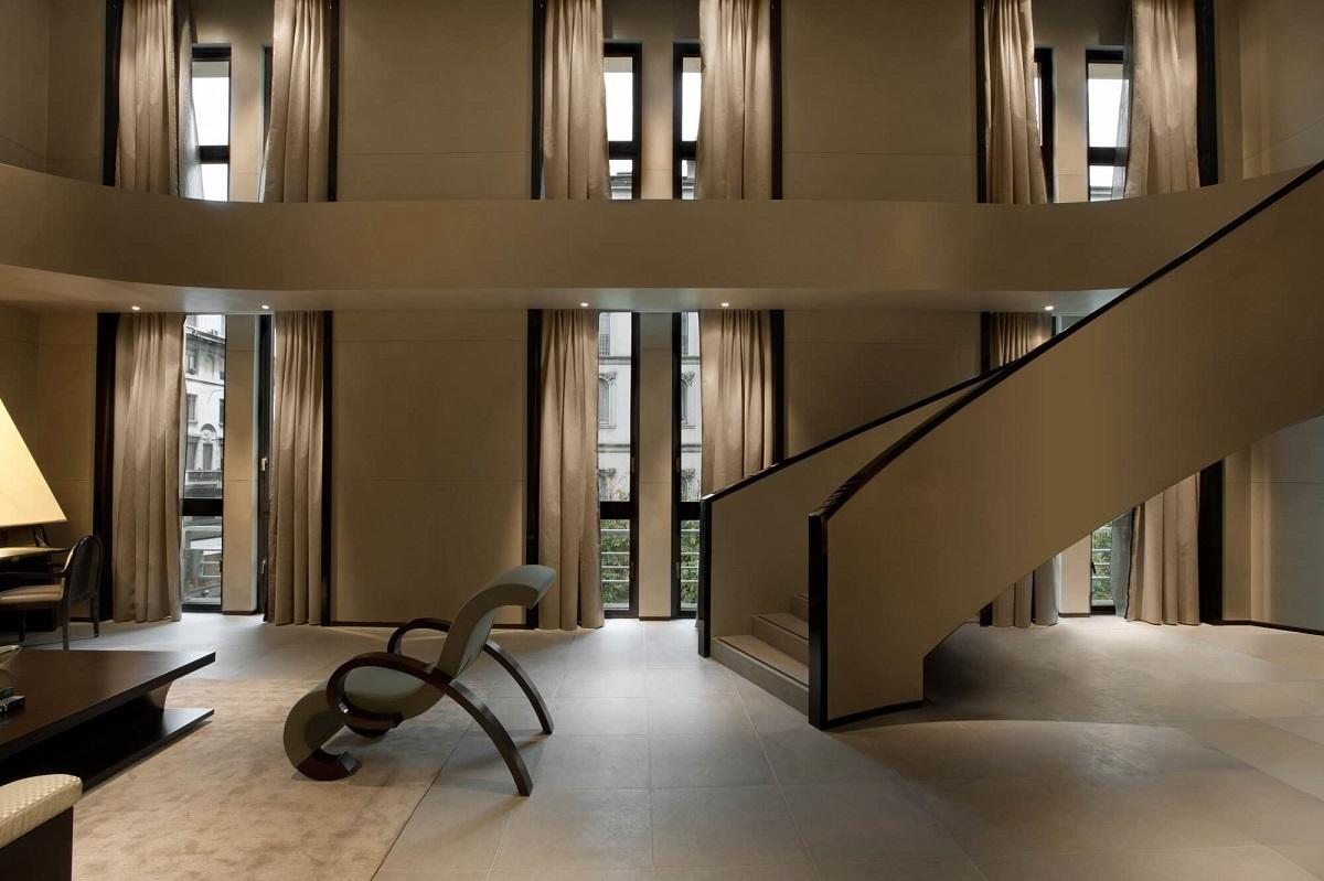 Armani Hotel Milano - Signature Suite