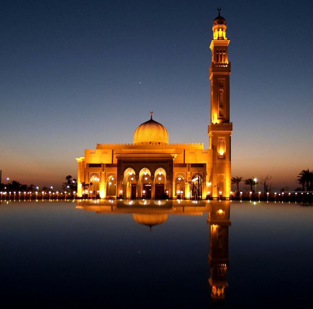 Cosa vedere a Dubai - Moschea di Jumeirah