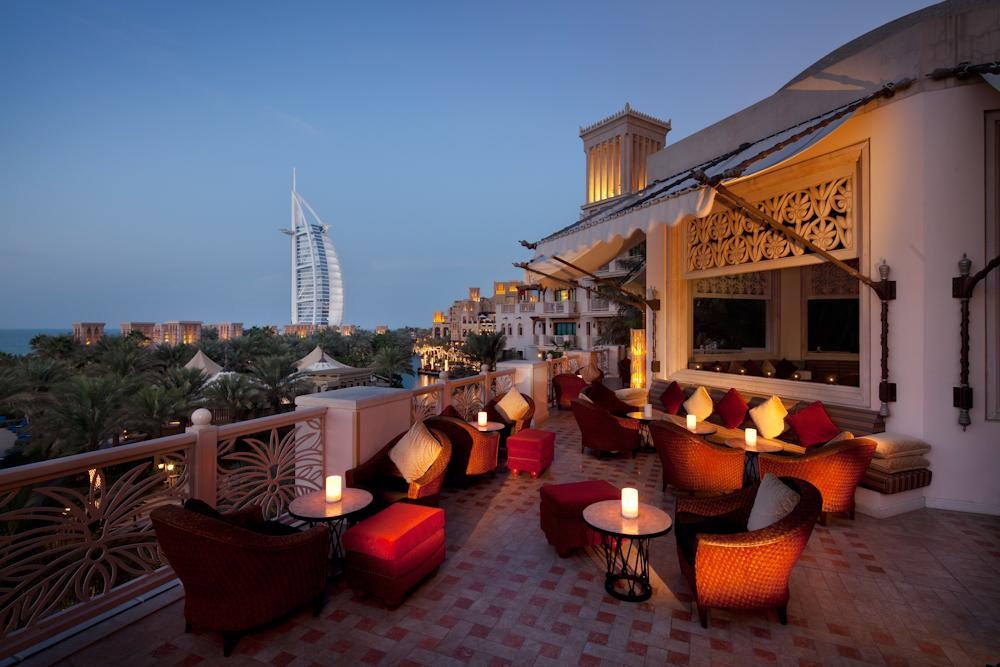 Cosa vedere a Dubai - Al Qasr Hotel Madinat Jumeirah