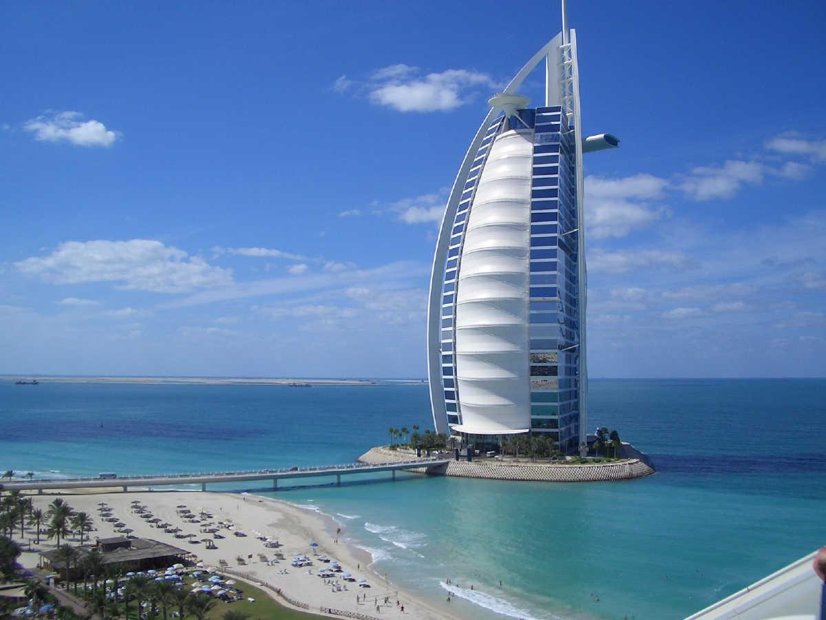 Cosa fare a Dubai - Burj Al Arab Jumeirah
