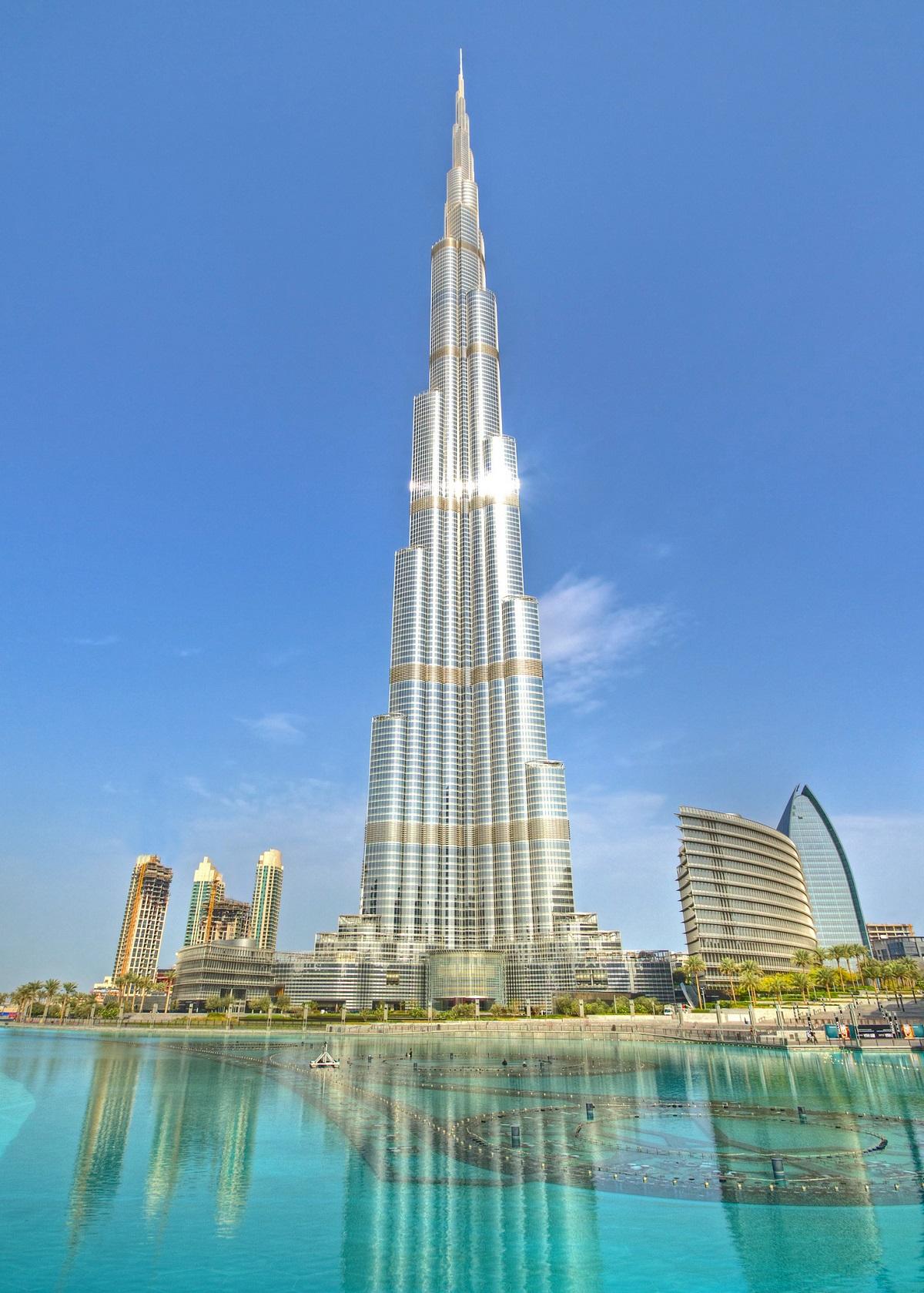 Cosa vedere a Dubai - Burj Khalifa