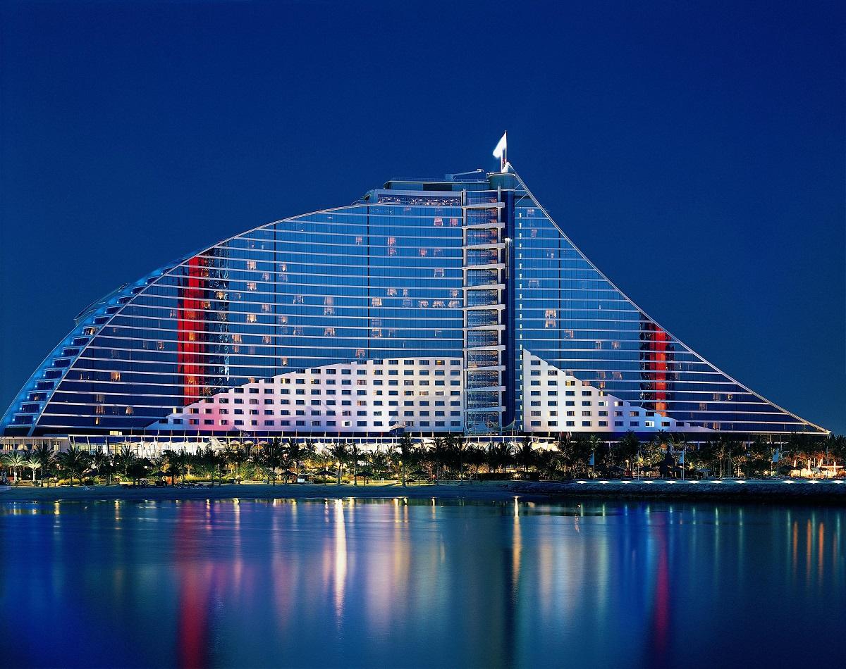 Cosa vedere a Dubai - Jumeirah Beach Hotel