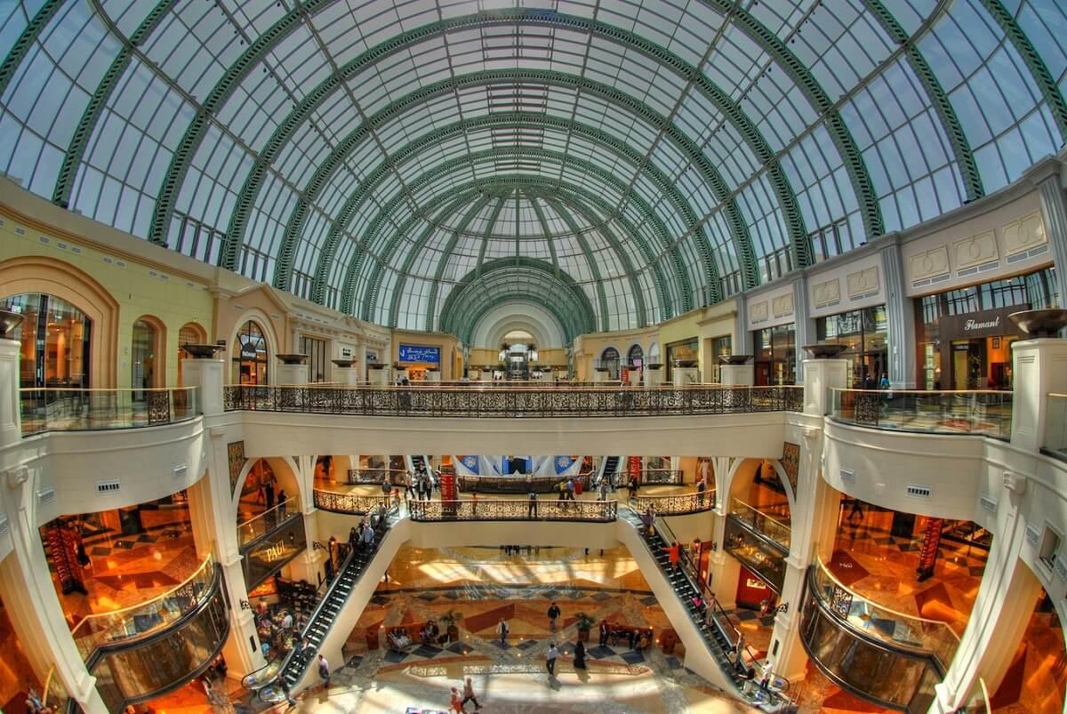 Cosa vedere a Dubai - Mall of the Emirates