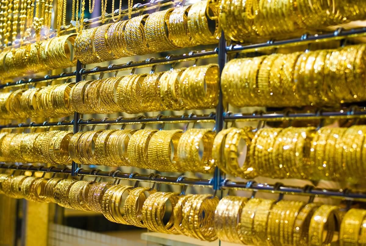Cosa vedere a Dubai - Gold Suq