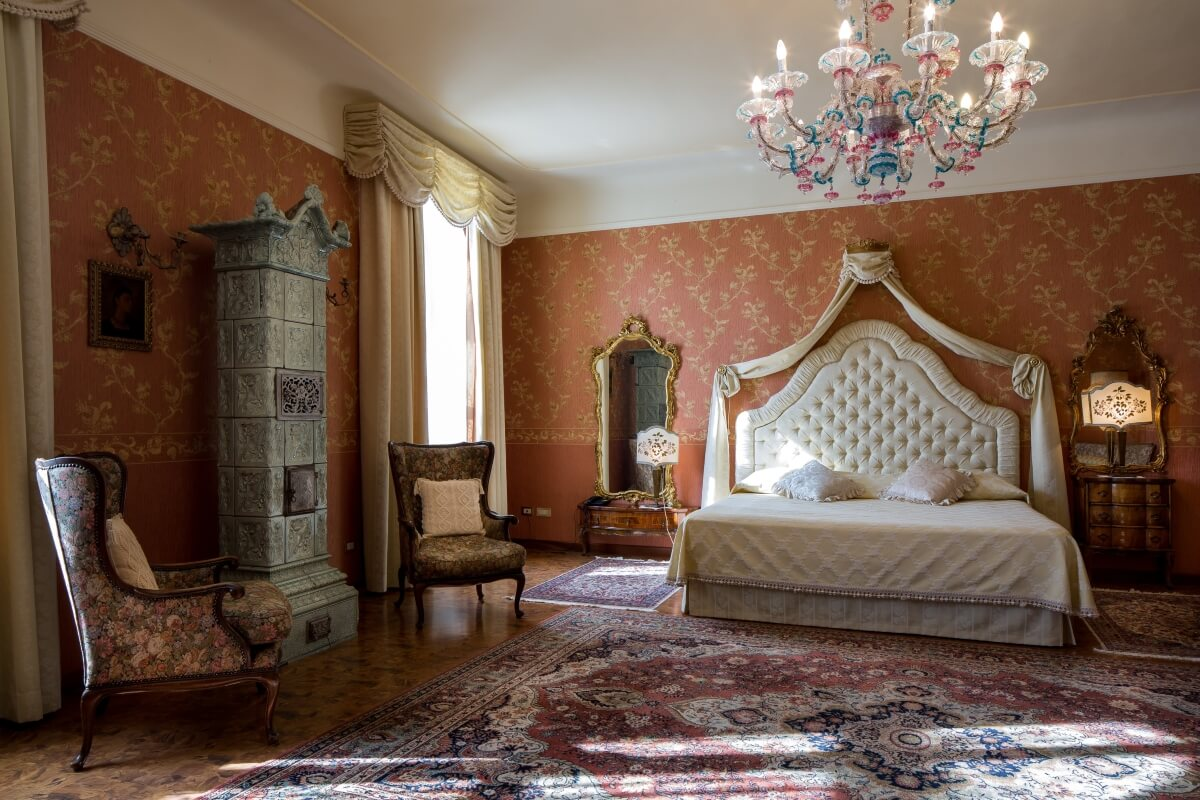 Dormire in un castello - Castelli mobili ...