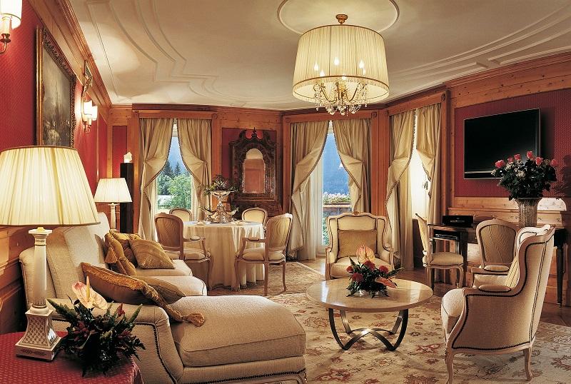 Hotel di lusso in montagna ecco i migliori 10 al mondo for Arredamenti per hotel di lusso