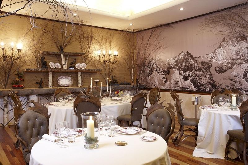 Hotel di lusso in montagna ecco i migliori 10 al mondo for Arredamento hotel lusso