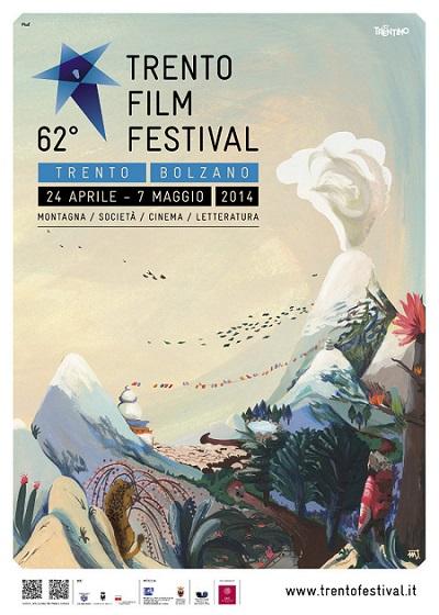 Locandina Trento Film Festival 2014