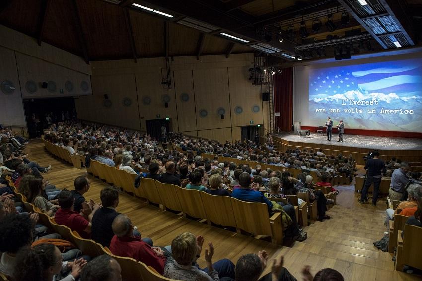 Trento Film Festival - platea