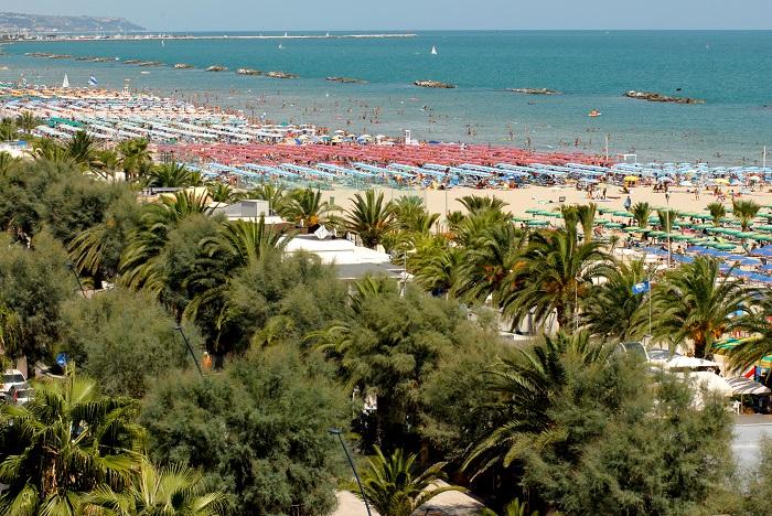San Benedetto del Tronto - la riviera delle palme
