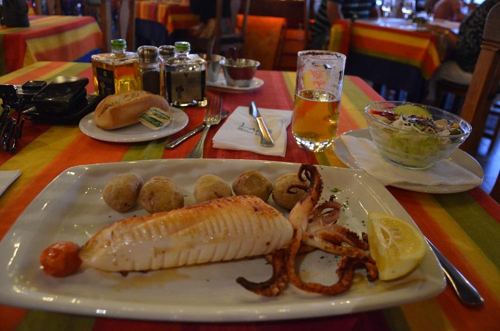 Mangiare a Lanzarote