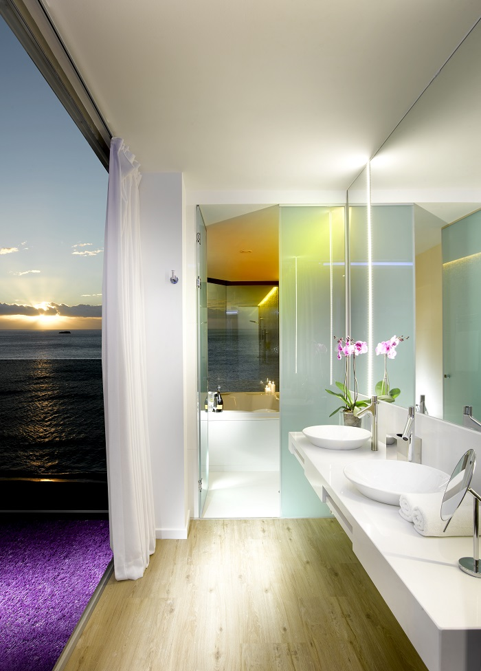 Jacuzzi Studio Suite Platinum - Hard Rock Hotel Ibiza