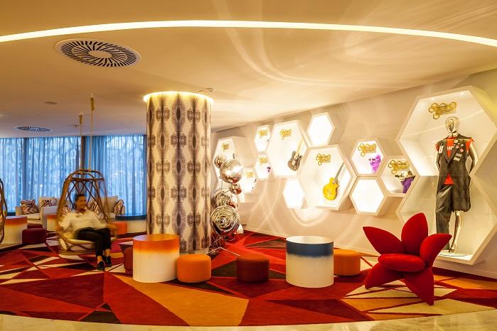 Lobby - Hard Rock Hotel Ibiza