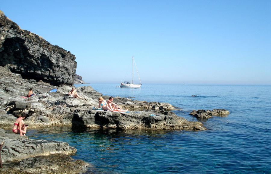 Pantelleria - Cala di Nicà