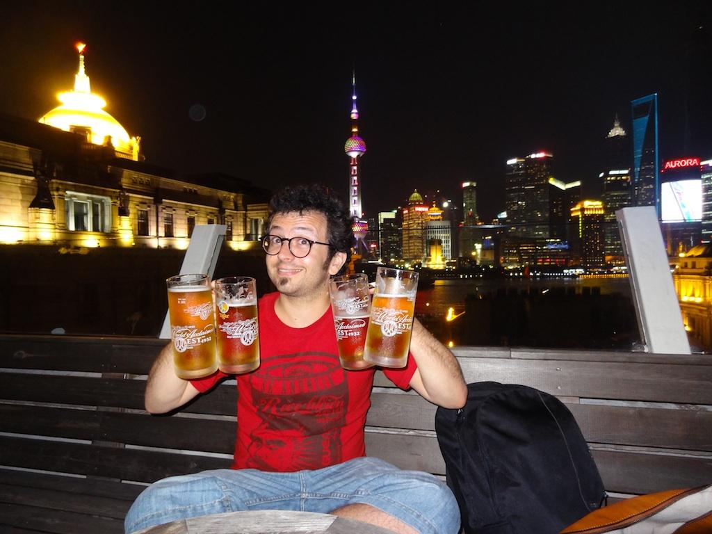 Stefano Manzi - Shanghai