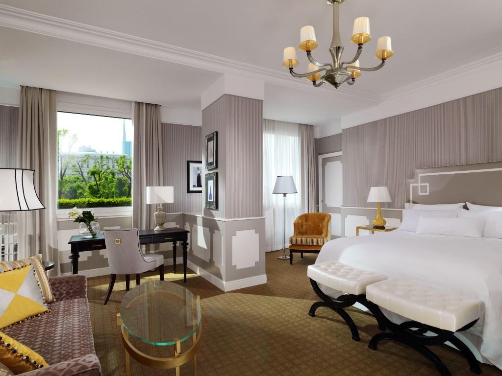 I migliori hotel di lusso a milano toglietevi lo sfizio for Hotel di lusso italia