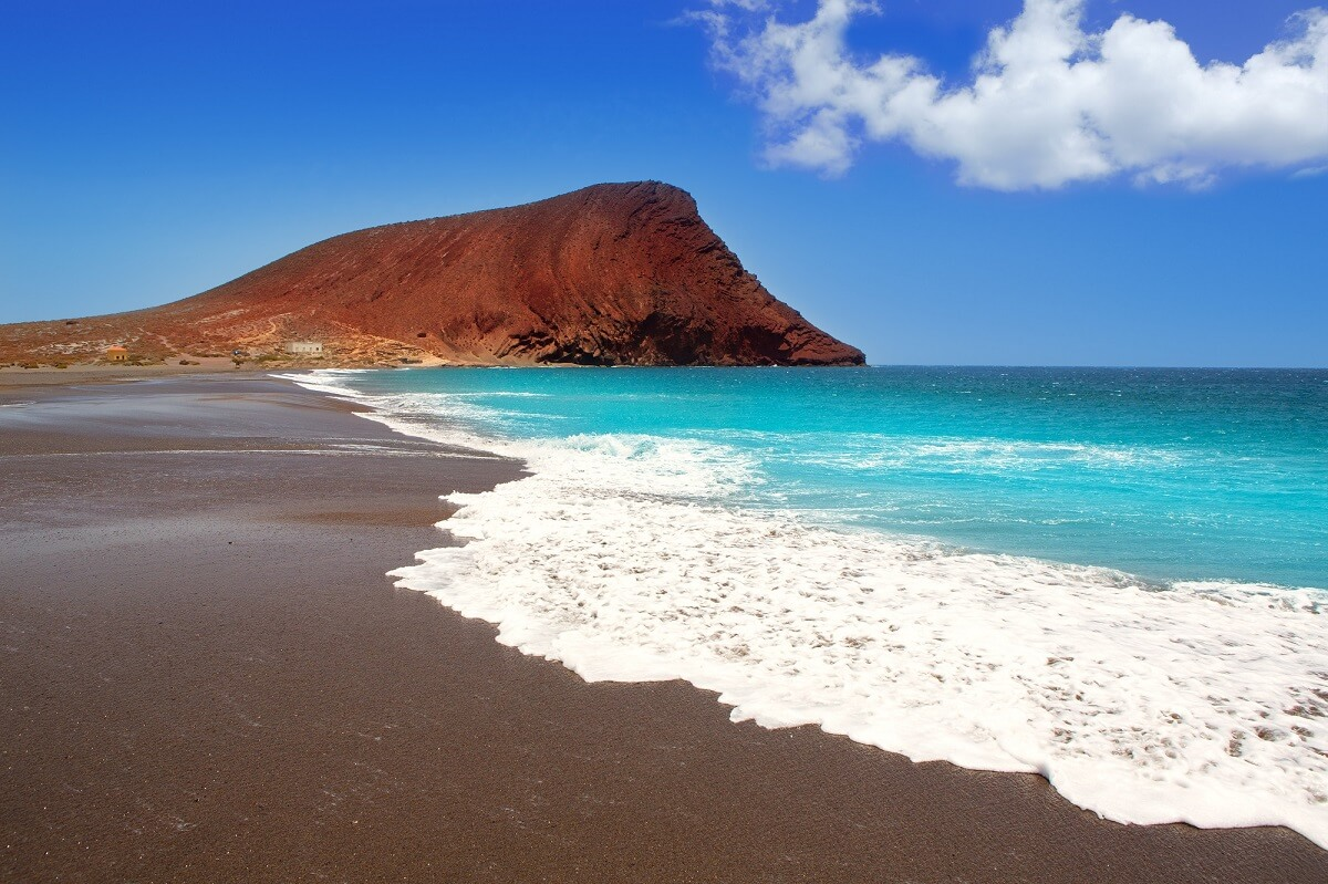 Beach Playa de la Tejita, Tenerife - TONO BALAGUER lunamarina, Fotolia