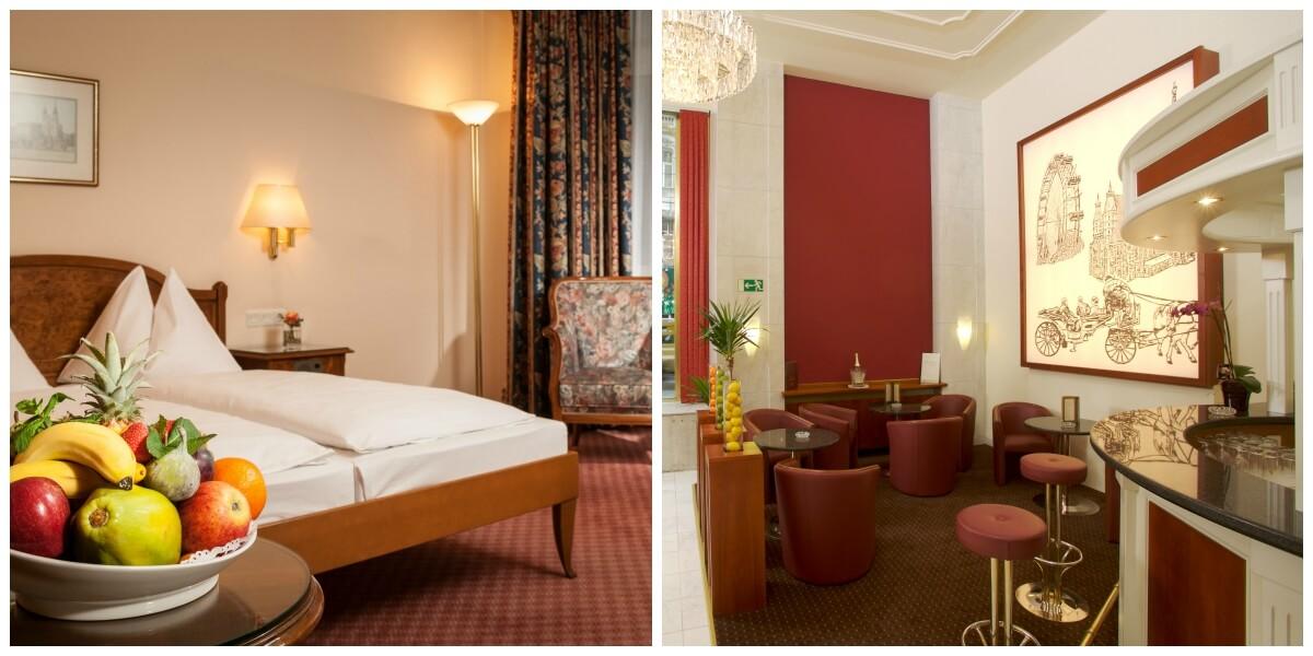 Hotel Praga Dove Si Parla Italiano