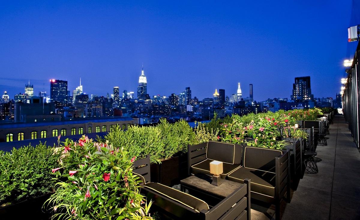 Dream Downtown hotéis com vista em Nova York