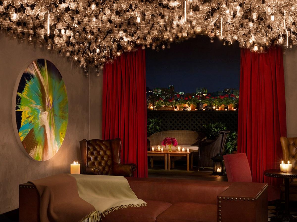 Gramercy Park Hotel hotéis com vista em Nova York