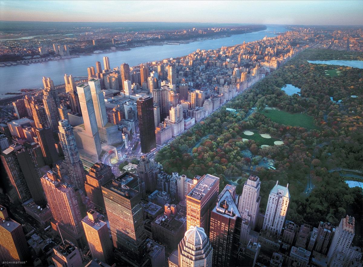 Mandarin Oriental New York hotéis com vista em Nova York