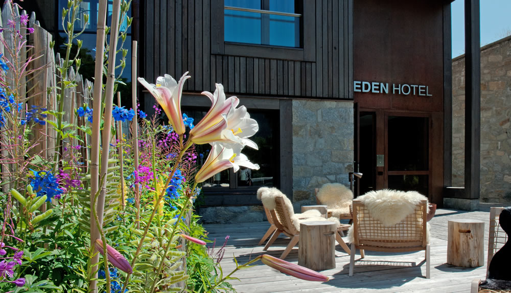 Esterni - Eden Hotel