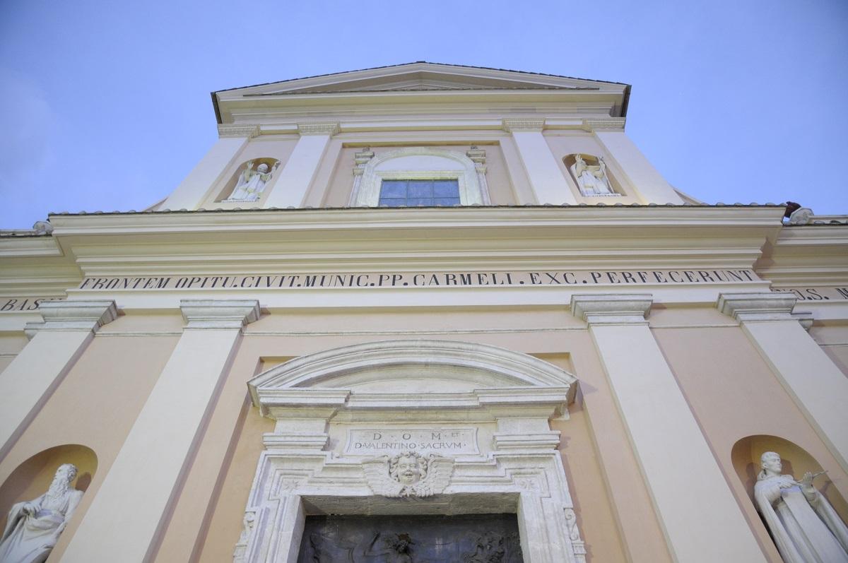 Basilica di San Valentino - Terni